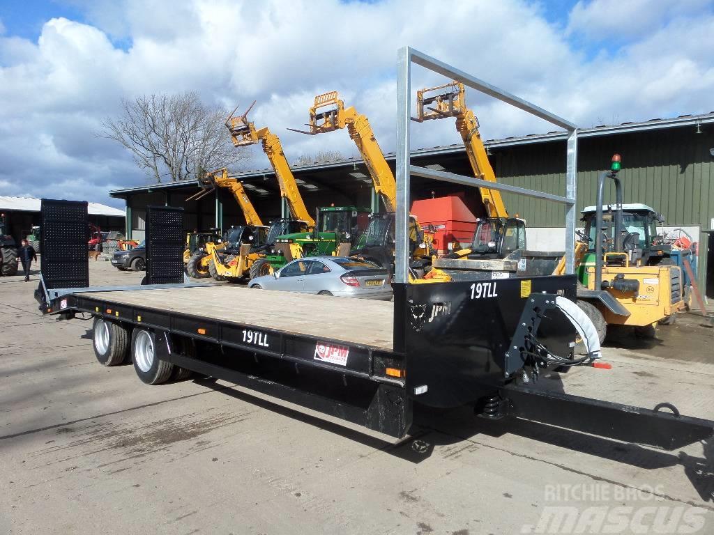 JPM 24ft low loader trailer