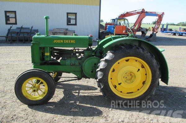 John Deere BR veterantraktor