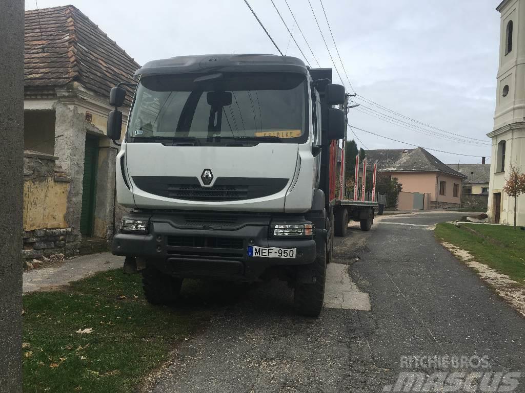 Renault Kerax 460.26 6x6