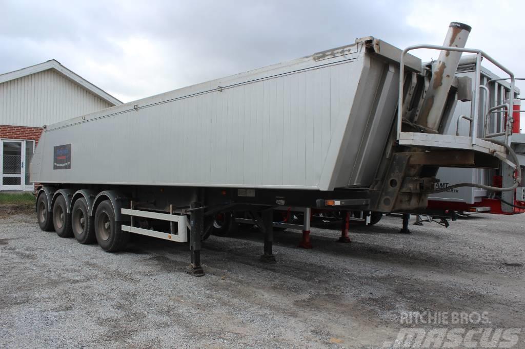 AMT TG400 4 akslet tip trailer