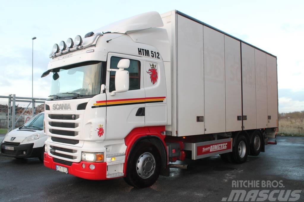 Scania R480LB6X2*4  Euro 5