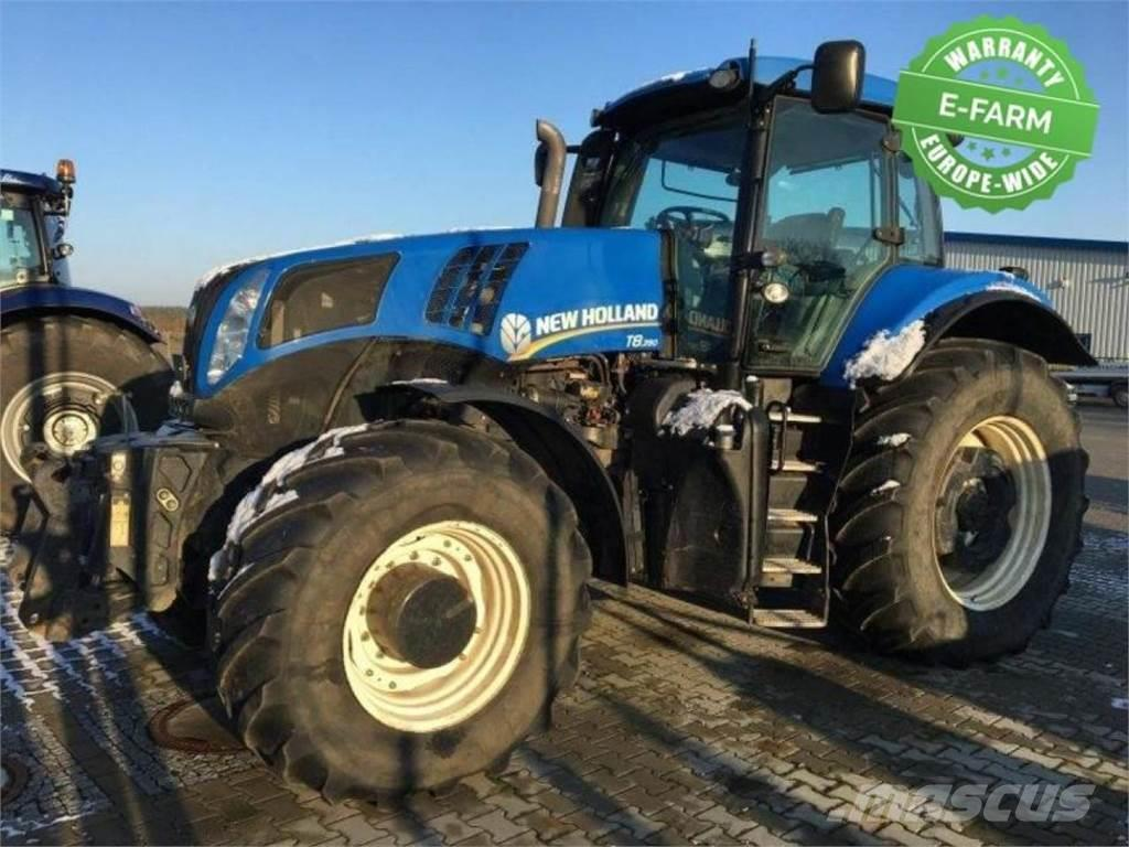 New Holland T 8.390 UC