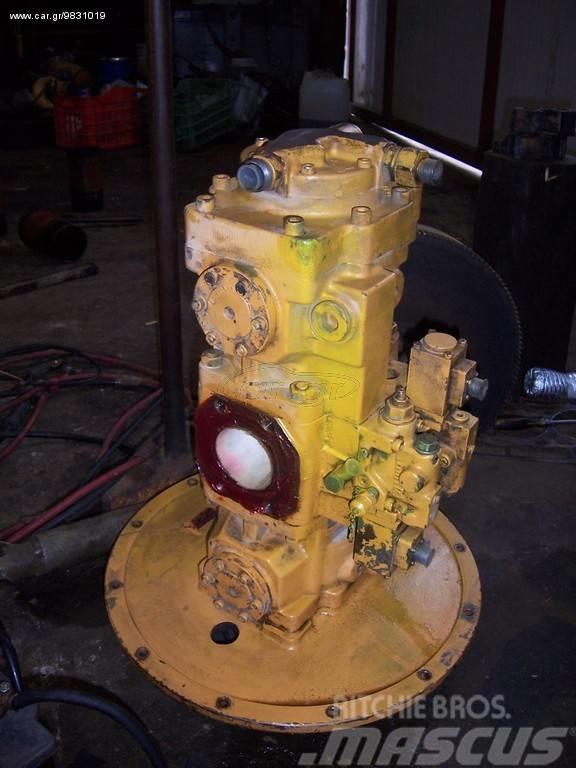 Liebherr 912  hydraulic pump 912 LITRONIC