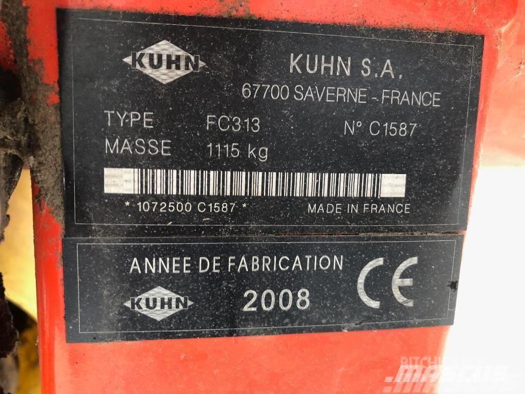 Kuhn Slåtterkross 313 FC