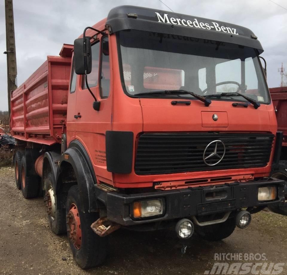 Mercedes-Benz 3535 K 8x4 Meiller tipper