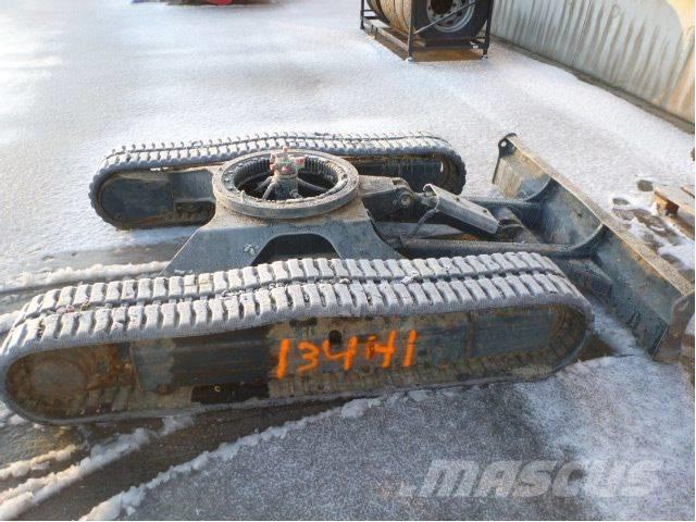 Hyundai Robex 35Z-3 undercarriage
