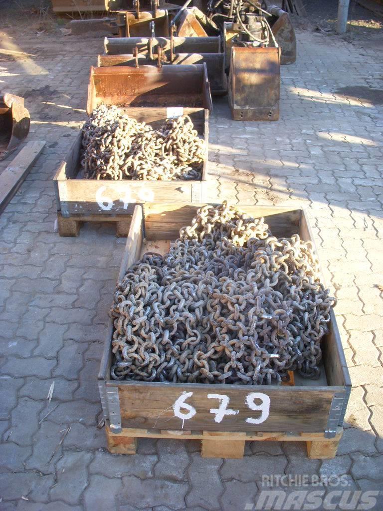 Rud (679) Reifenschutzketten / tyre chains
