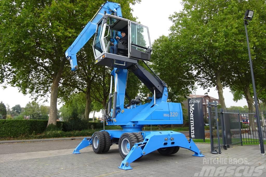 Fuchs MHL 320 Material Handler