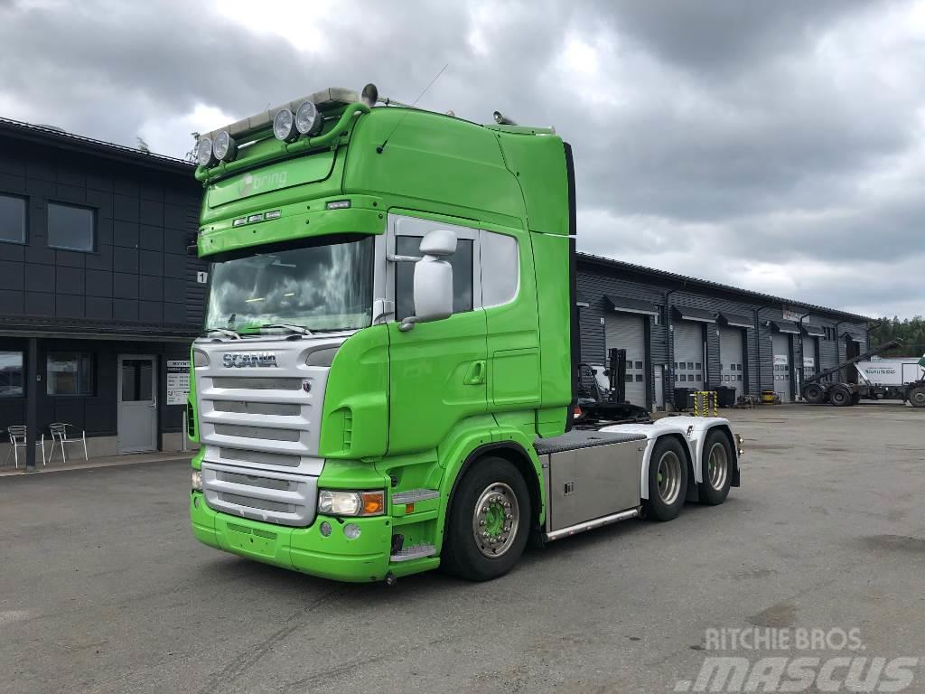 Scania R620 6X4