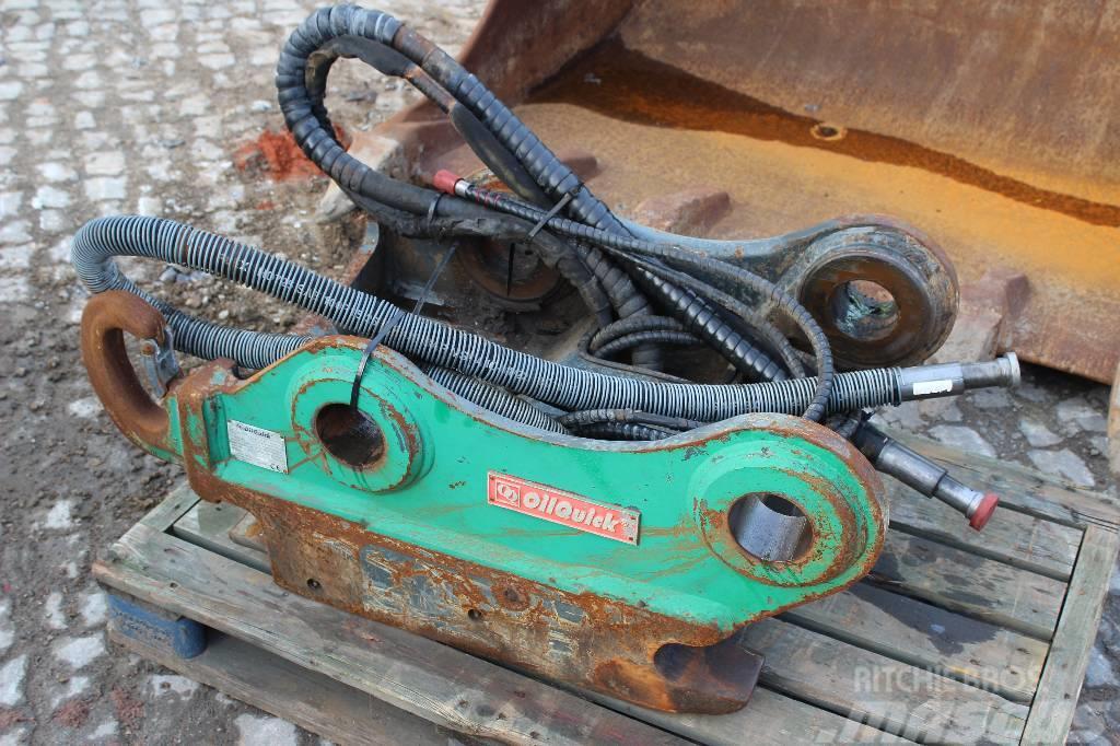 OilQuick OQ 70/55 Schnellwechsler Quickcoupler Volvo