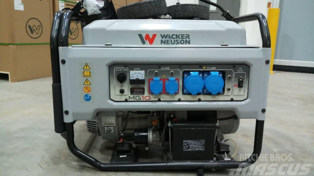 Wacker Neuson MG10 - CN