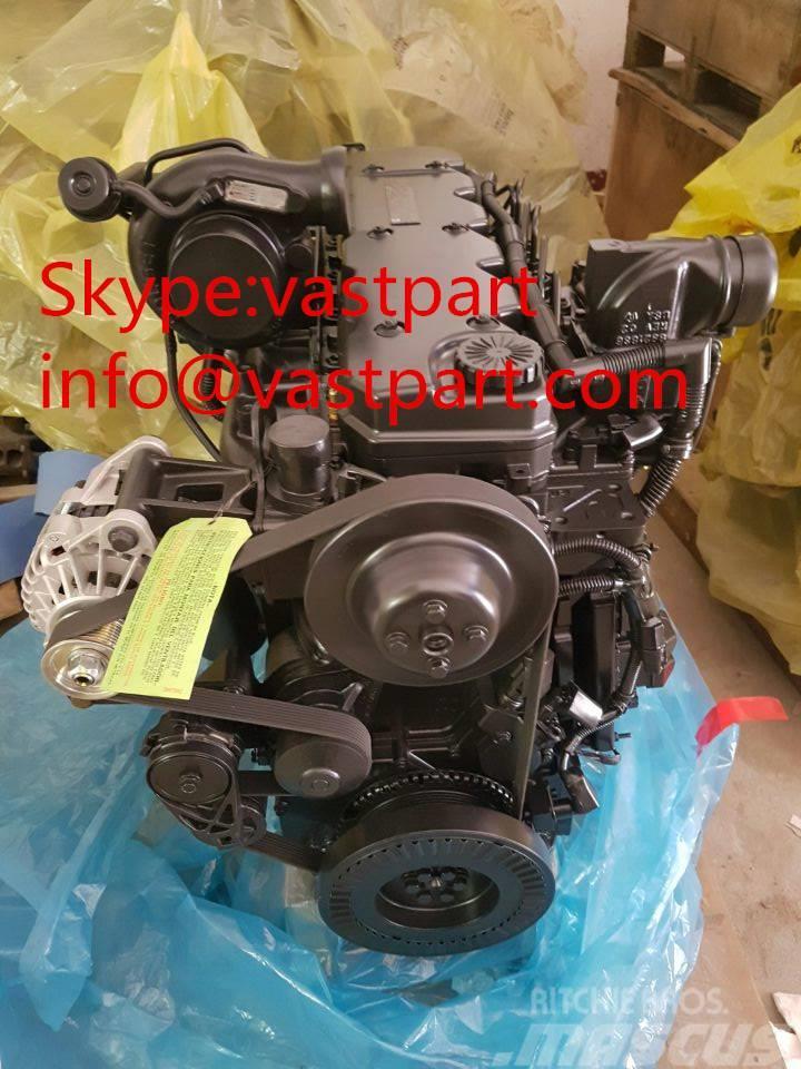 Cummins Engine Qsb6.7- C215