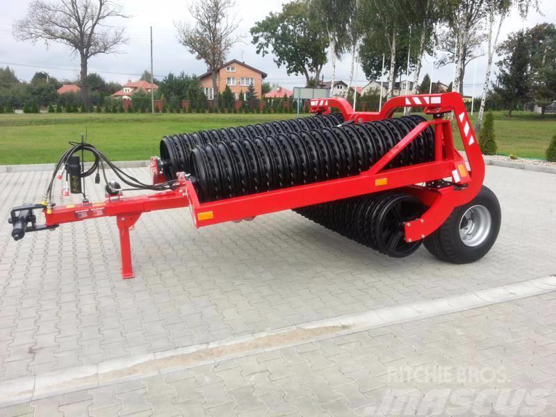 Agro-Factory Grom Tytan, 600mm Cambridge, 6,3m, Top-Agro