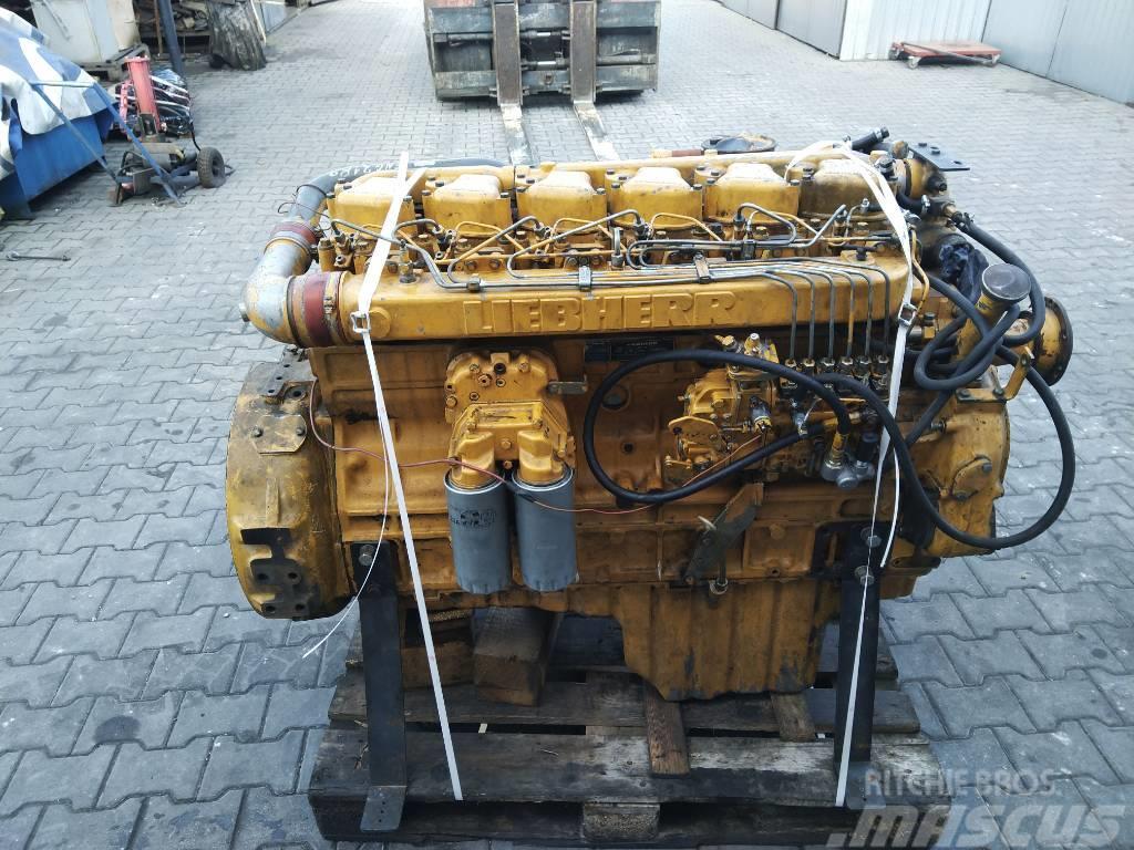Liebherr D 916 TI Motor Engine