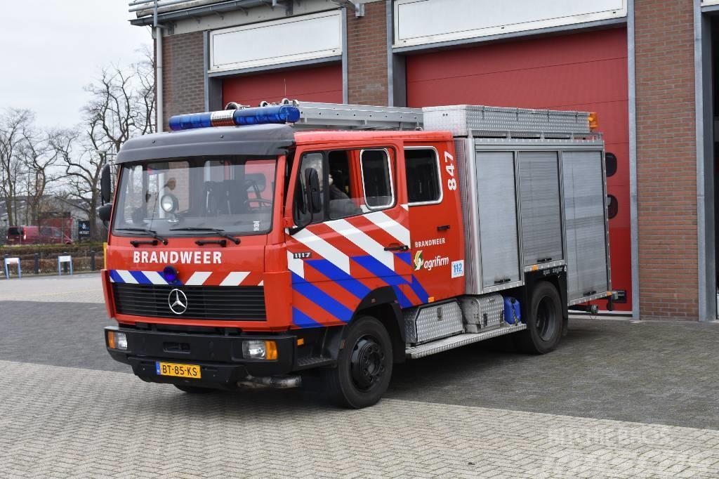 Mercedes-Benz 1117
