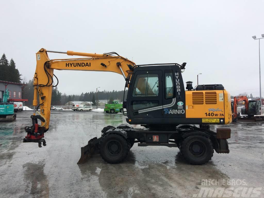 Hyundai Robex 140 W