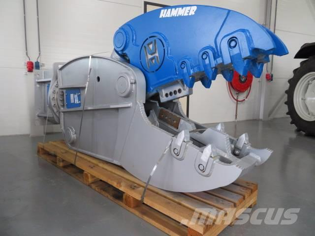 Hammer RH25 Rota Crusher