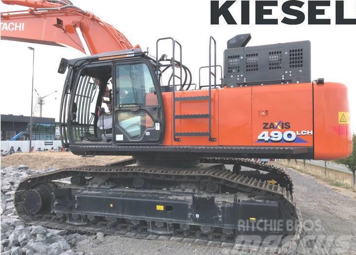 Hitachi ZX 490 LC H-6
