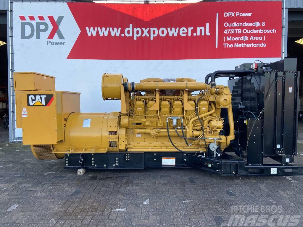 Caterpillar 3512B LDE (600V) - 1.400 kVA Prime Generator