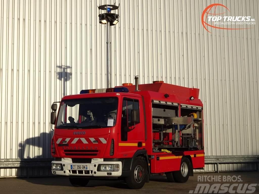 Iveco Eurocargo 80E17 Calamiteitenauto, Rescue-Vehicle -
