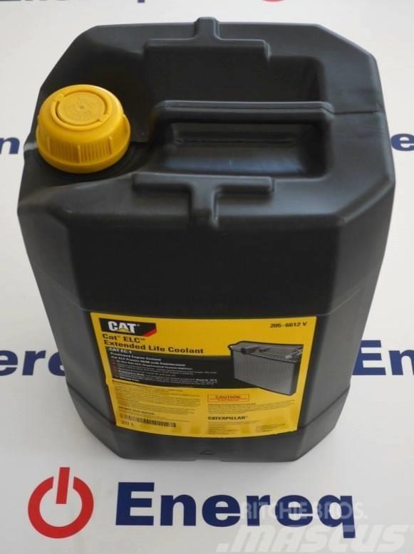 Caterpillar 205-6612 ELC Coolant 20 Liters