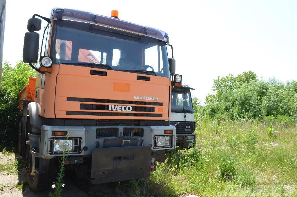 Iveco Eurotrakker 180 E25