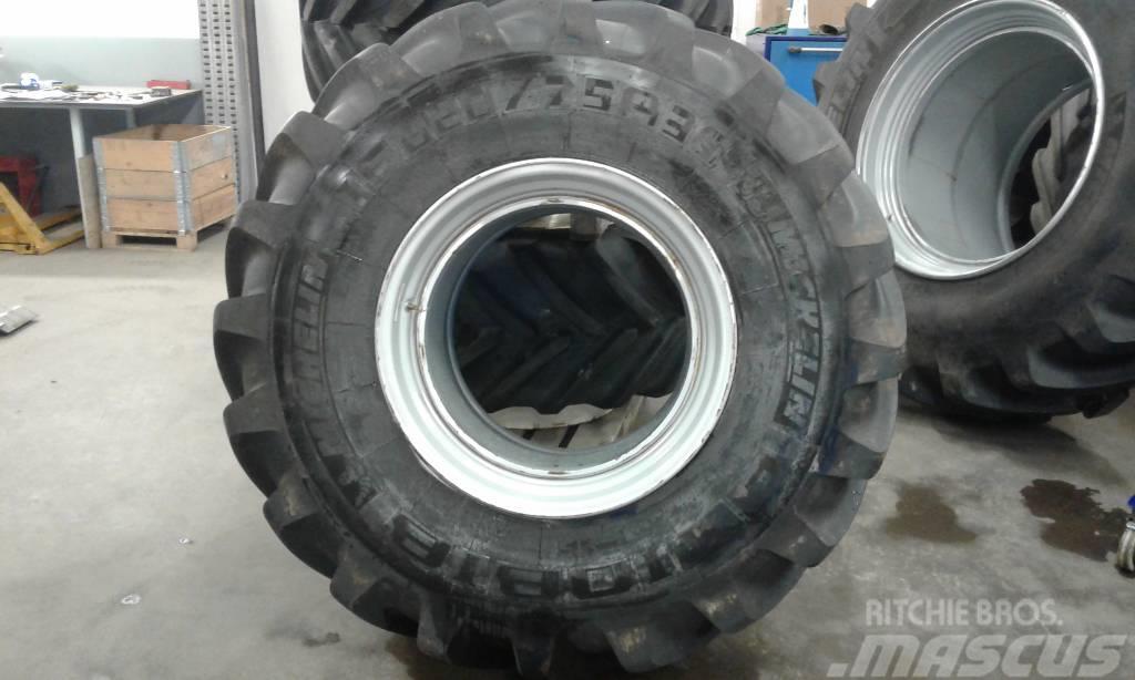 Michelin Axiobib IF 620/75 R30 Dubbelmontage Duofixx