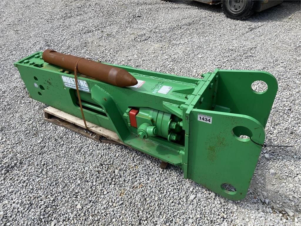 Mustang BRH 501 Abbruchhammer 20to Bagger