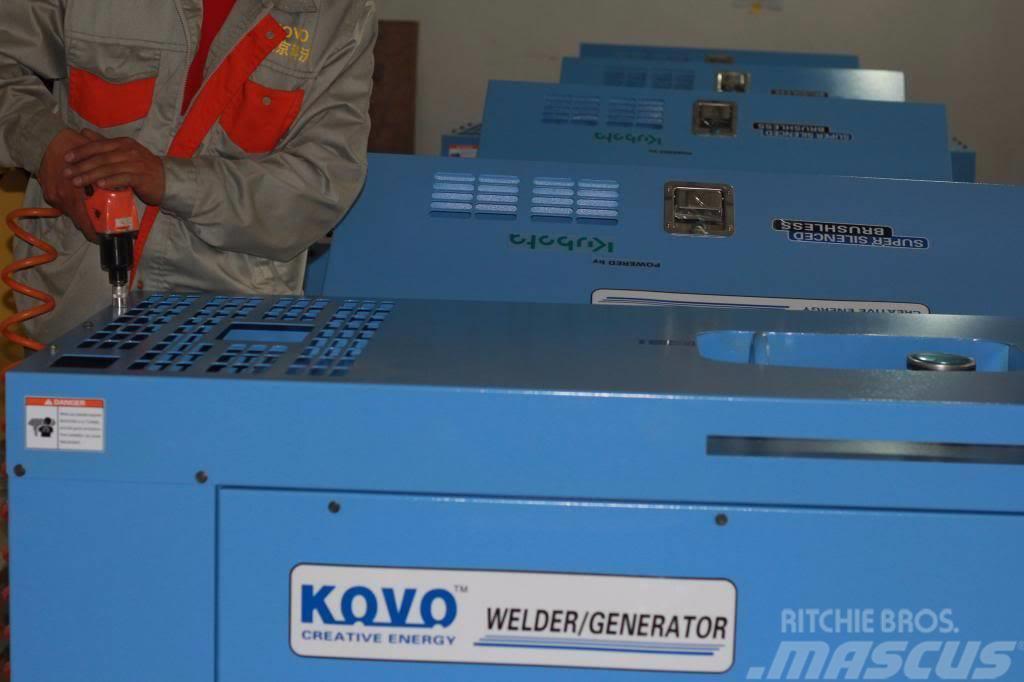 Kovo MOBILE WELDER EW400DST