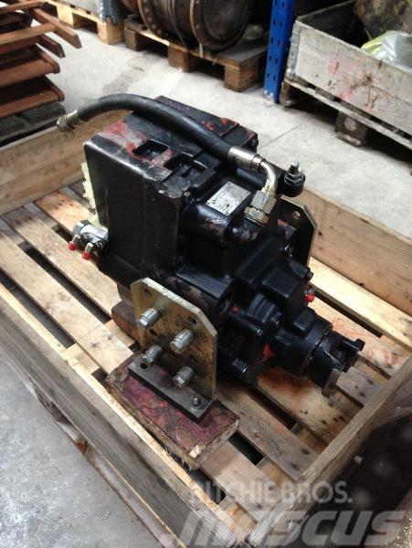 Valmet transfer gearbox 840 / 911 VL50