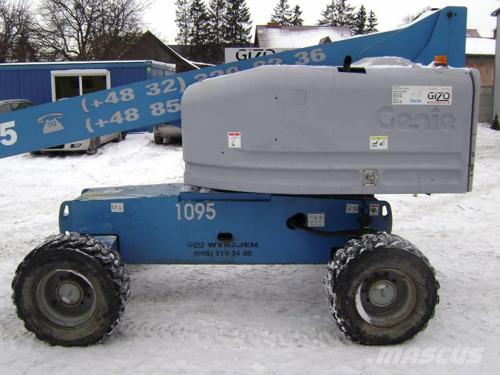 Genie S45, 2006, Articulated boom lifts
