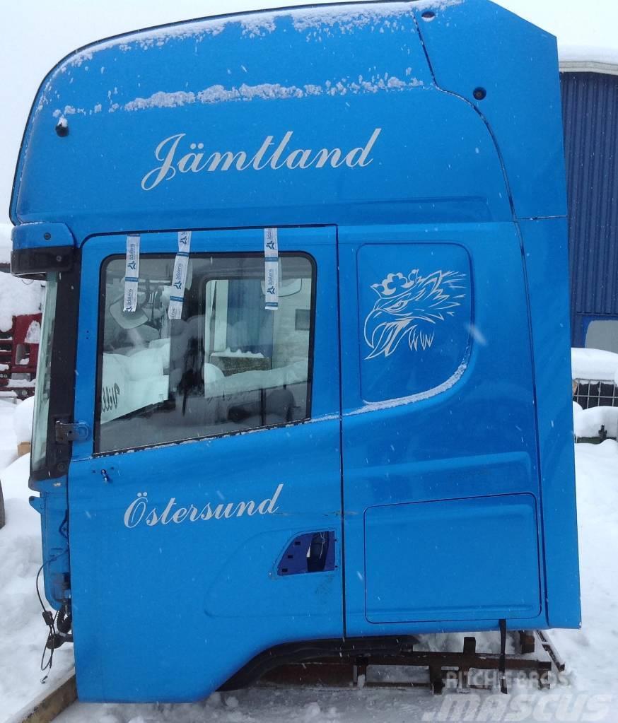 Scania R-hytt Topline