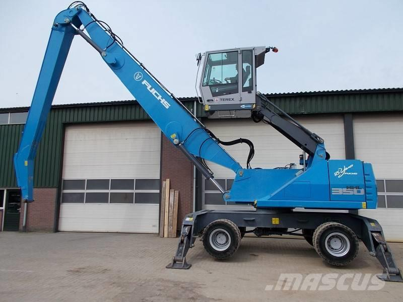 Fuchs MHL 350 E