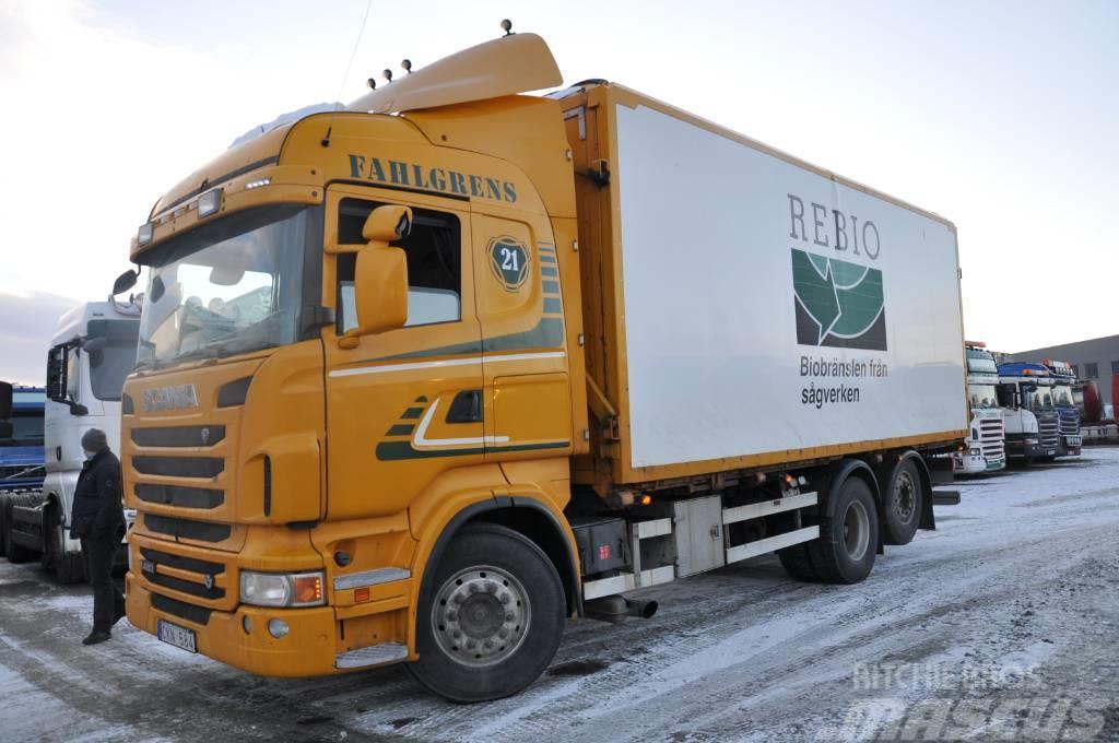 Scania R480 LB 6X2 MNB