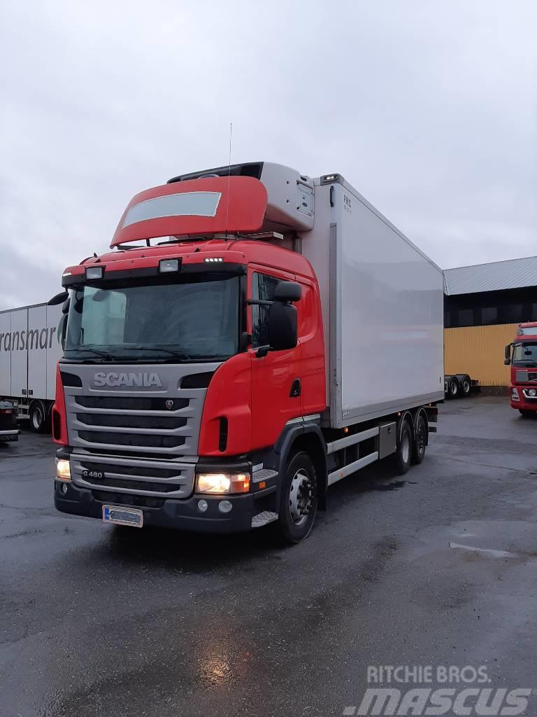 Scania G480 LB