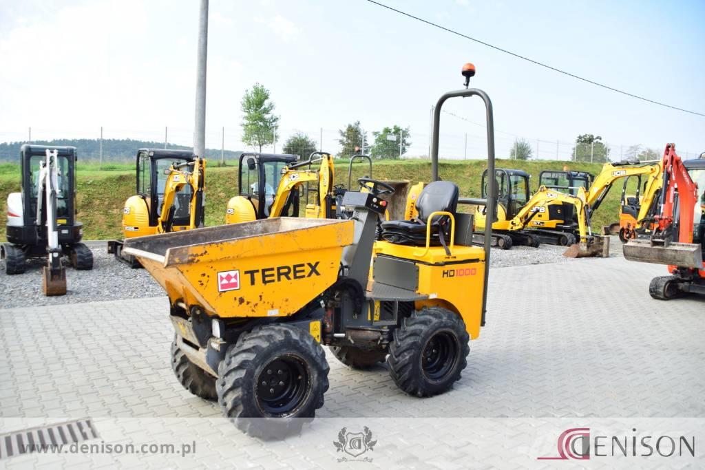 Terex HD1000 High Tip dumper 1 ton payload