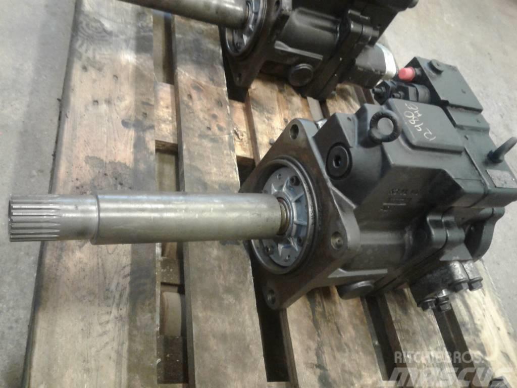 Volvo L 150 G hydraulpump