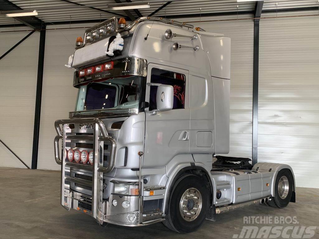 Scania R500 4x2 / old tacho/ Retarder / Airco / ma