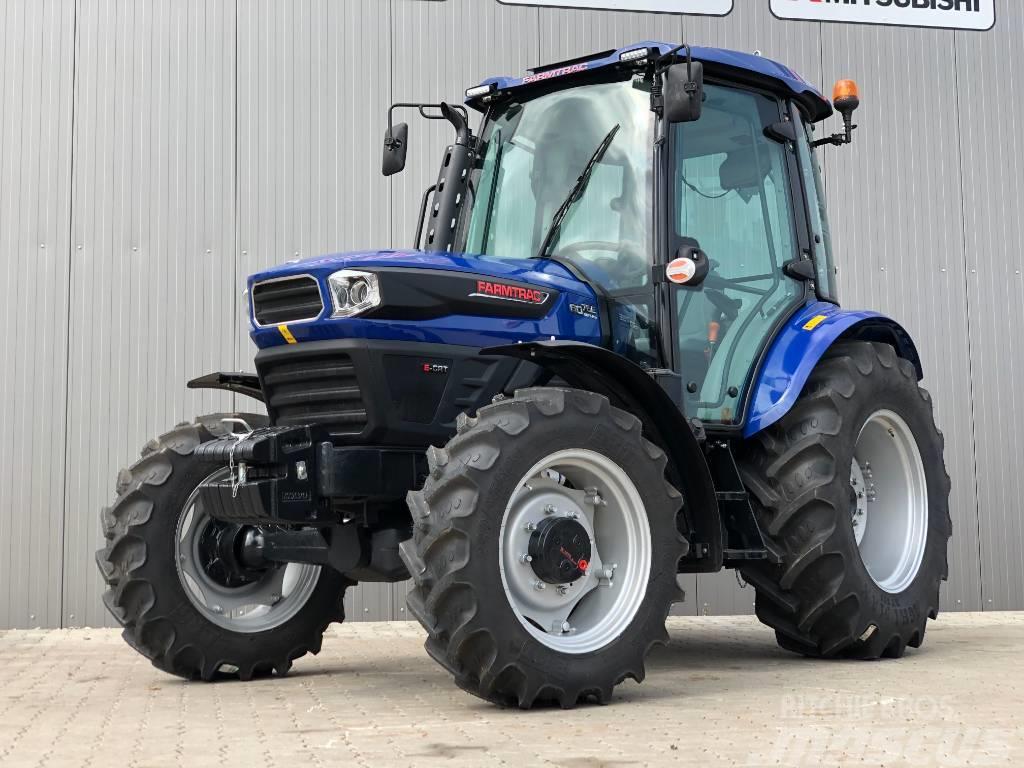 Farmtrac 6075E
