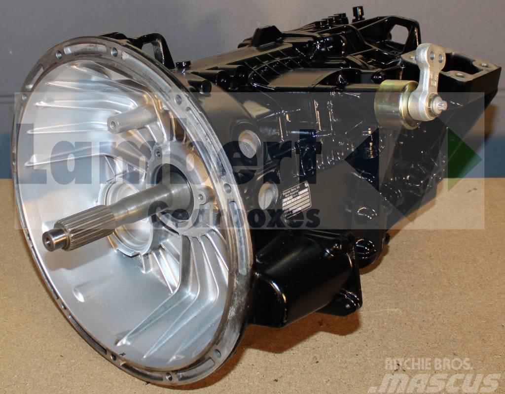 [Other] G60-6 / 715050 / Atego / Getriebe / Gearbox / boît