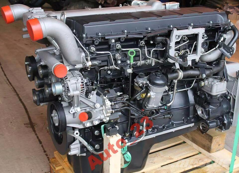 [Other] Silnik MAN TGA TGS TGX D2676LF Euro5 D26 E5 NOWY