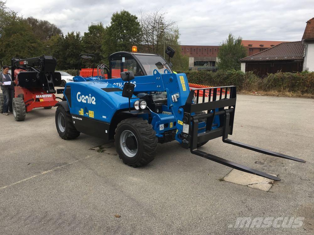 Genie GTH 2506, 2,5 ton 6m, new 2016 with warranty