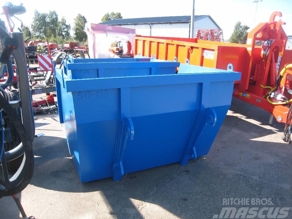 Bm container 3m3 occasion prix 996 ann e d for Prix container vide