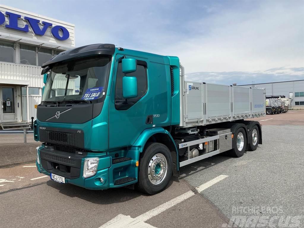 Volvo FE Dumper endast 58 mil.