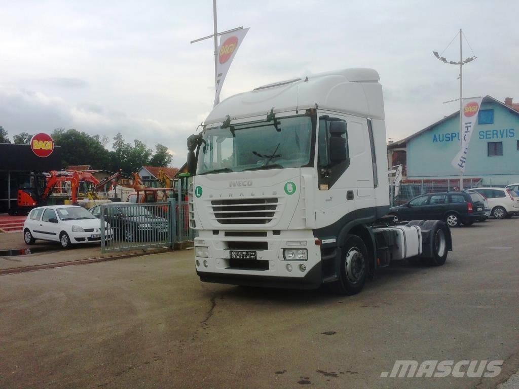 Iveco Stralis AS 440 S50 TP