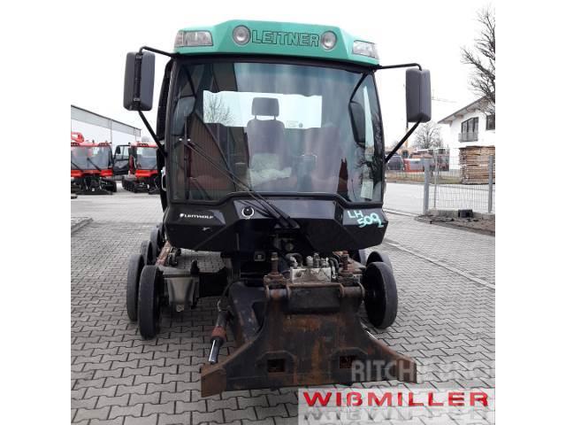 Leitner LH 500, Pistenbully, Snow Groomer