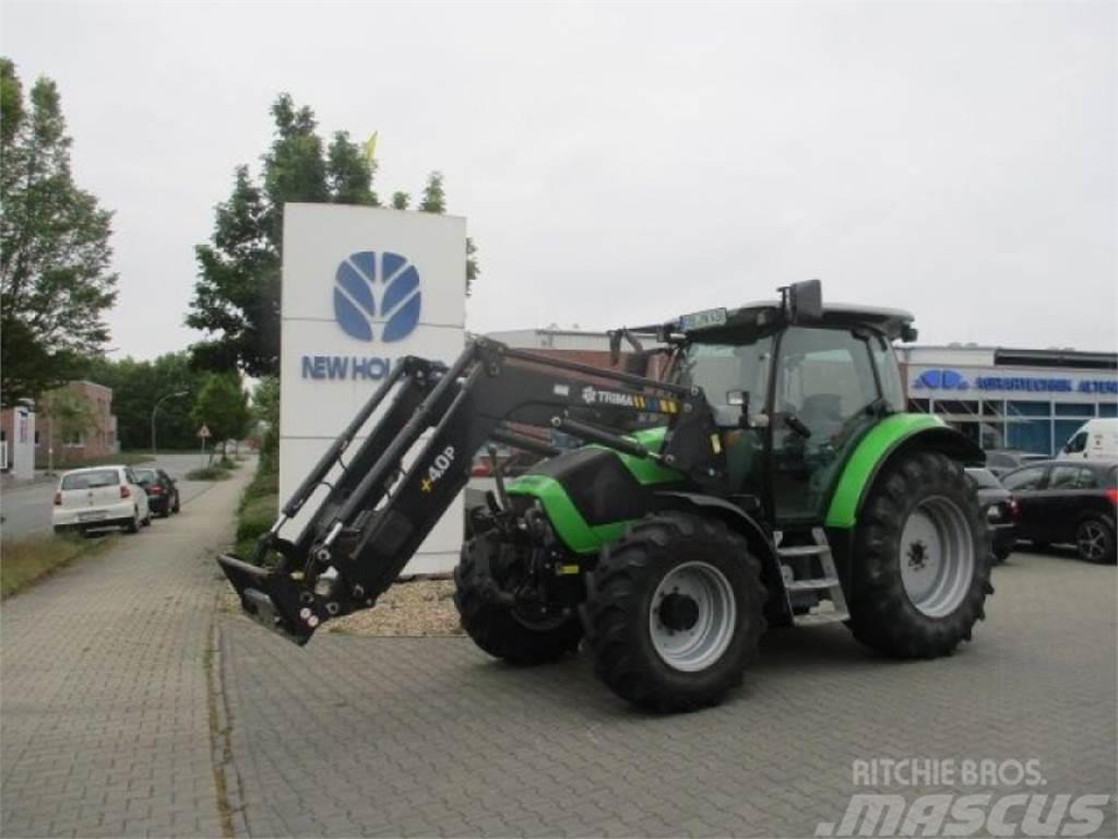 Deutz-Fahr Agrotron K430