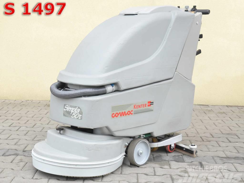 [Other] Scrubber Dryer COMAC SIMPLA 50 BT 50BT
