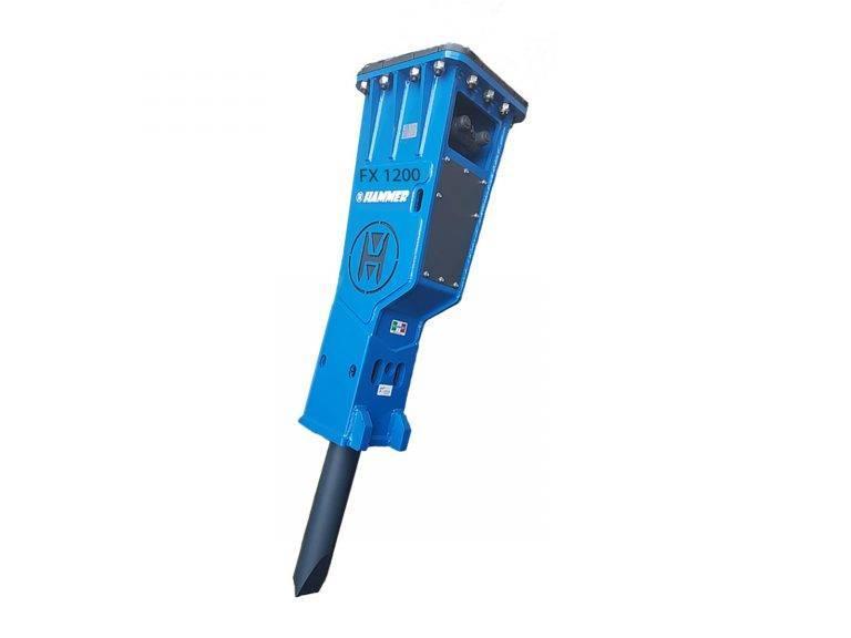 Hammer FX 1200 Hydraulic breaker 1200kg
