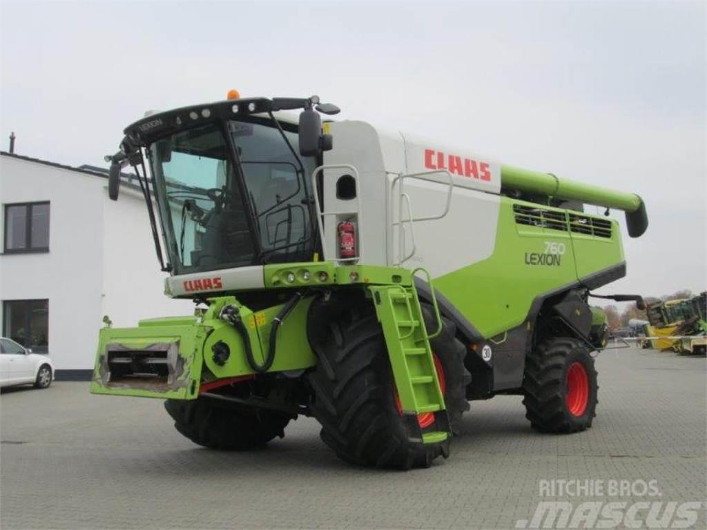 CLAAS Lexion 760